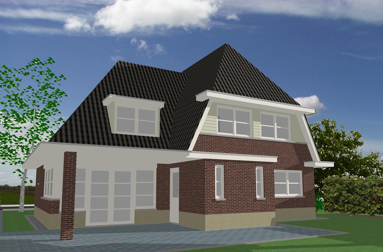 Slaapkamer Jaren 30 Woning : ... woning in de nieuwbouwwijk dalmeden ...